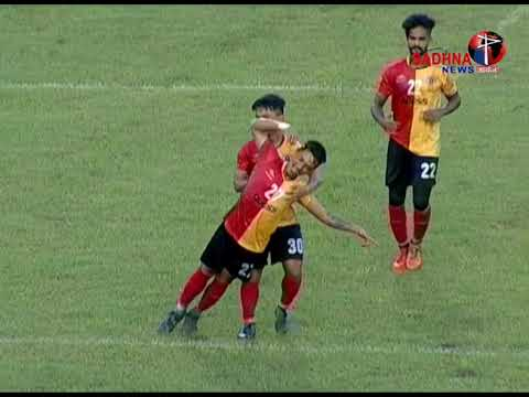 CALCUTTA FOOTBALL LEAGUE - 2018. 26-08-2018. East Bengal vs. Rainbow Highlights