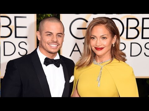 Jennifer Lopez and Beau 'Casper' Smart Reunite -- See the Pic!