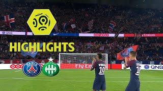 Paris Saint-Germain - AS Saint-Etienne (3-0) - Highlights - (PARIS - ASSE) / 2017-18