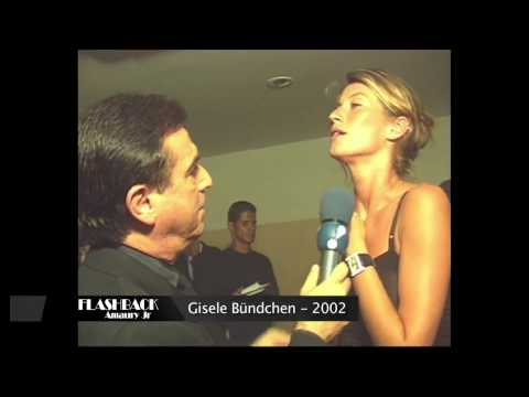 Gisele Bündchen drunk interview