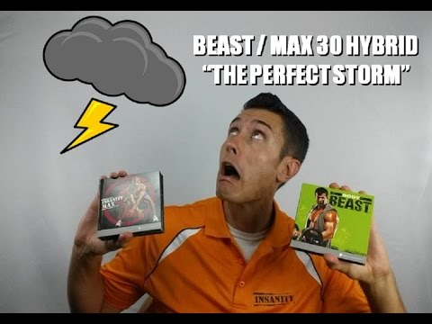 Body Beast Max 30 Hybrid - The Perfect Storm!