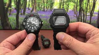 Ridiculous Cheap Casio Dive style Watch - but is it any good?