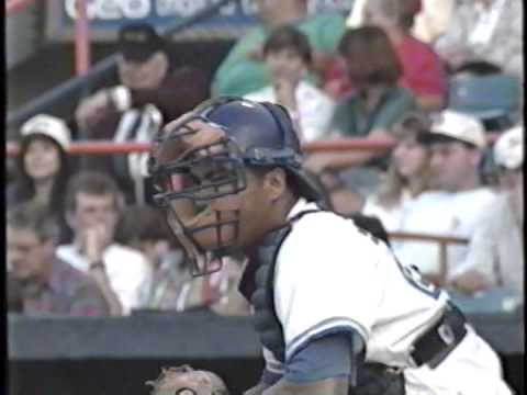 Syracuse Chiefs Vs Rochester Red Wings (August 8th 1993)