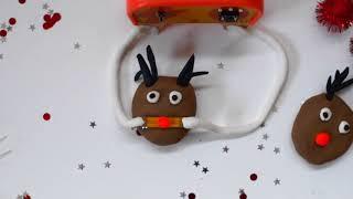 Flashing Reindeer Noses