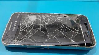 Restoration Destroyed Phone | Restore Samsung Galaxy S Duos 3 | Rebuild Broken phone.