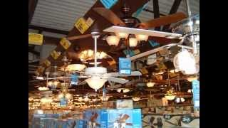 Menards Ceiling Fan Department circa 2006