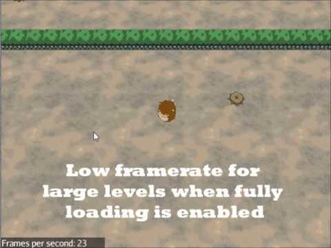 Loading a level: full load vs dynamic load