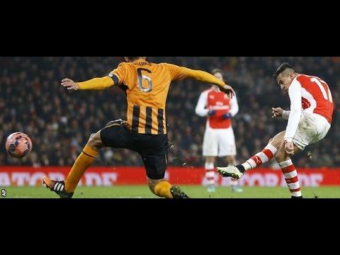 arsenal 2-0 hull city- [NEWS] FA Cup Results - Arsenal win 4 January 2015