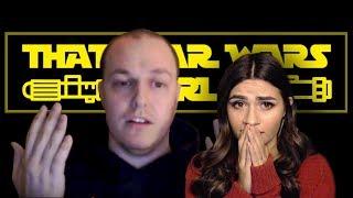 PROOF STAR WARS FANDOM IS NOT TOXIC! REACTION TO FAN TRIBUTE VIDEO