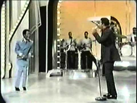 James Brown Dancing With Sammy Davis Jr Youtube