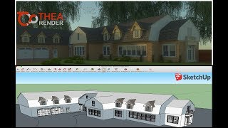 SketchUp House Tutorial: Design Your Dream Home