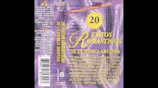 20 Exitos Romanticos de la Musica Grupera/ Varios Grupos (Album COMPLETO)