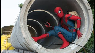spider man homecoming 2017 spoilercast