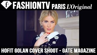 Hofit Golan Cover Shoot for Gate Magazine By Igor Fain - Part 1 | FashionTV