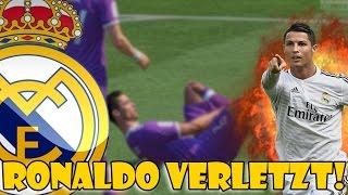 FIFA 17: Traum von Aubameyang wird wahr & Ronaldo verletzt! - Real Madrid Karrieremodus #2