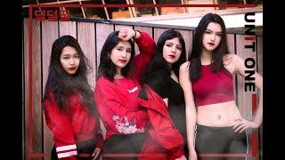 [UNIT ONE] EXID (이엑스아이디) - 덜덜덜 ( DDD ) Dance Cover
