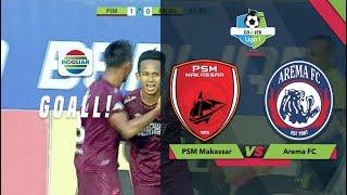Download Video GOOOOLL..!! Serangan kilat M Rahmat (PSM Makassar) Jebol Gawang Arema FC MP3 3GP MP4