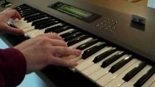 Korg M1 Synthesizer - Part One
