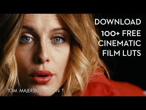Free Film LUTS for Editors, DITs and Colorists | Jonny Elwyn