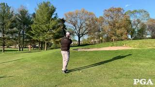 PGA Coach A.J. Nelson: How to Hit a Flop Shot