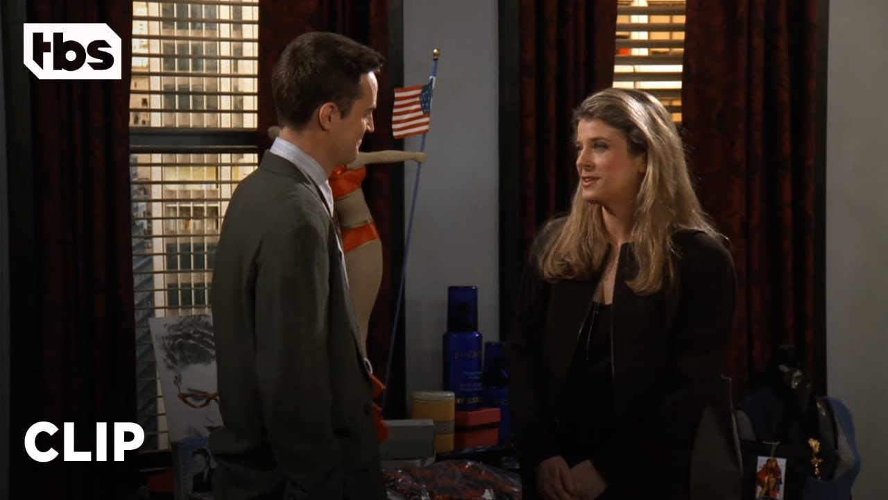 Download Friends: Chandler Dates Rachel's Boss (Season 3 Clip) | TBS