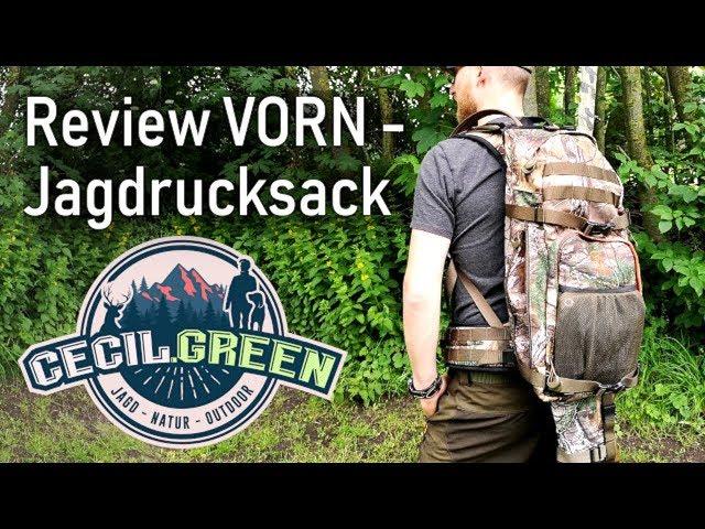 VORN LYNX Jagdrucksack: Test / Review / Erfahrungsbericht