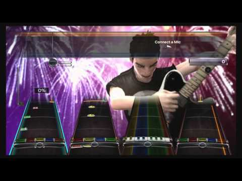 Rock Band 3 Custom - Avenged Sevenfold - Crimson Day