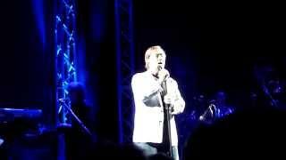Lucio Dalla,Le rondini,dal suo ultimo concerto,Montreux 29-2-2012