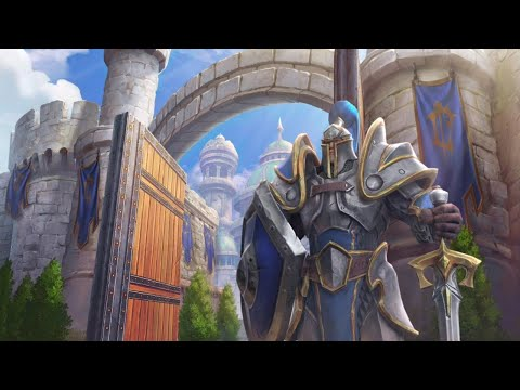Warcraft 3 Reforged! New Patch, Melee and Custom Games!