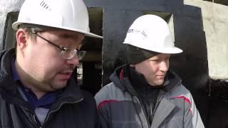 видео Гидроизоляция подземного паркинга