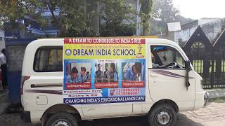 Dream India School Lakhimpur kheri Auto Anouncement 2015-16