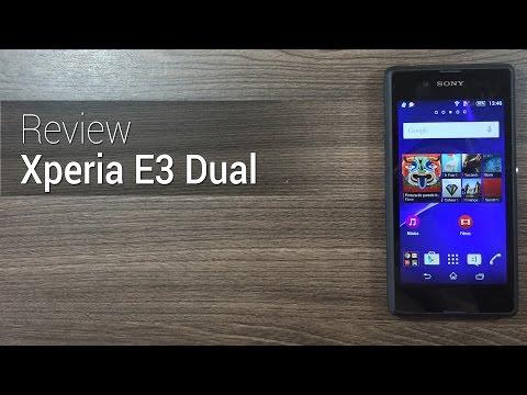 Análise: Xperia E3 Dual | Review do Tudocelular.com