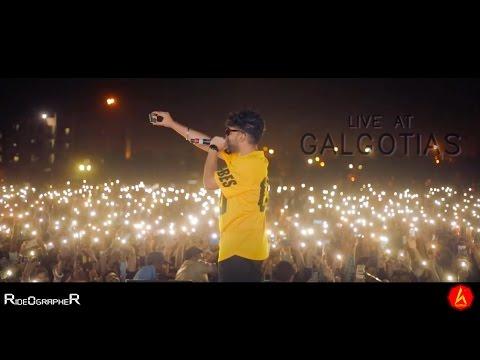 Guru Randhawa Live at Galgotias University - live show