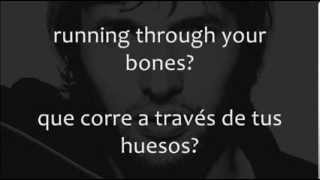 James Blunt - Bones Lyrics (subtitulada y traducida al español)