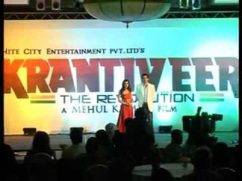 Big B kicks-off revolution with 'Krantiveer'