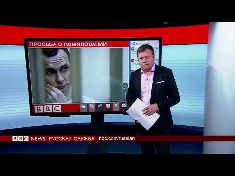 Мать Сенцова просит Путина помиловать сына