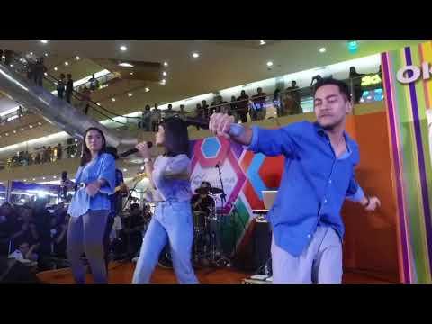 Never Leave Ya - GAC di Oktober Ceria Metropolitan Mall Bekasi