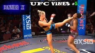UFC vines # 5 сборка нокаутов в ММА 2014