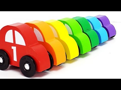 Thumbnail: Best Learning Video for Kids: Learn Colors, Counting, and Sorting! Play with Preschool Car Toys!