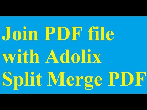 merge the files and make pdf