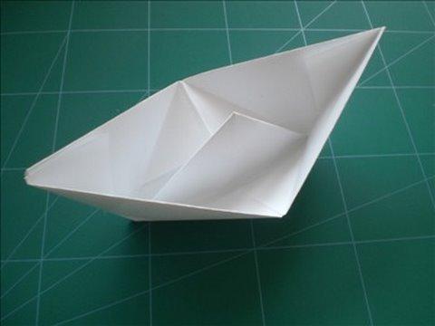 Origami Ship Youtube