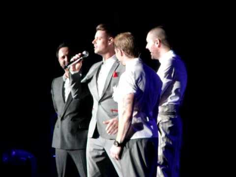Boyzone Keith Duffy Can Sing