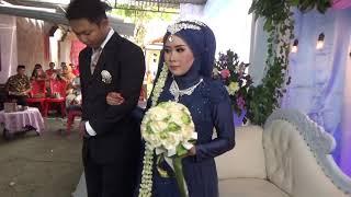 Asmara Tunas Kelapa -  The Wedding Andhi & Chusnul