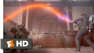 Ghostbusters 2 (3/8) Movie CLIP - Back to Busting (1989) HD