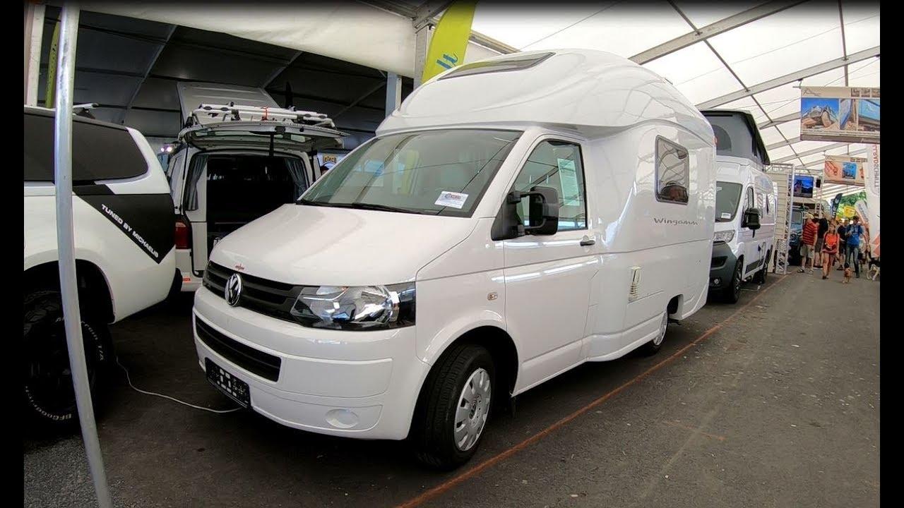 volkswagen vw t5 wingamm micros camper 4motion walkaround. Black Bedroom Furniture Sets. Home Design Ideas
