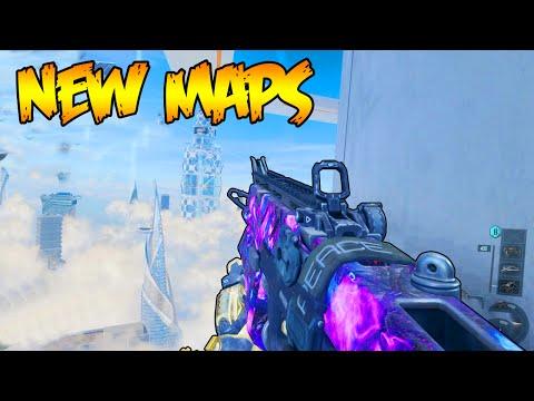 NEW MAPS MULTIPLAYER YOUTUBER GAMEPLAY - BLACK OPS 3 MULTIPLAYER DLC 2 MAPS (BO3 Multiplayer)