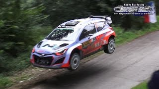 Vid�o ADAC Rallye Deutschland 2014 [HD] par Speed Est Racing (2514 vues)