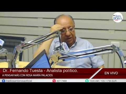 """""""A PENSAR MÁS"""" CON ROSA MARÍA PALACIOS. 23-04-2018"""