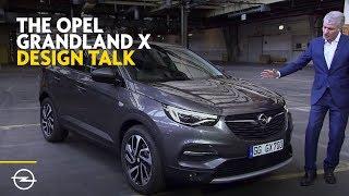 The Opel Grandland X: Introduction by Opel Head of Design (IAA 2017)