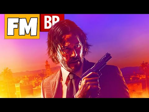 Jhon Wick 4 (2021)   MARCAS DO PASSADO (free Music) - Tauz Remake